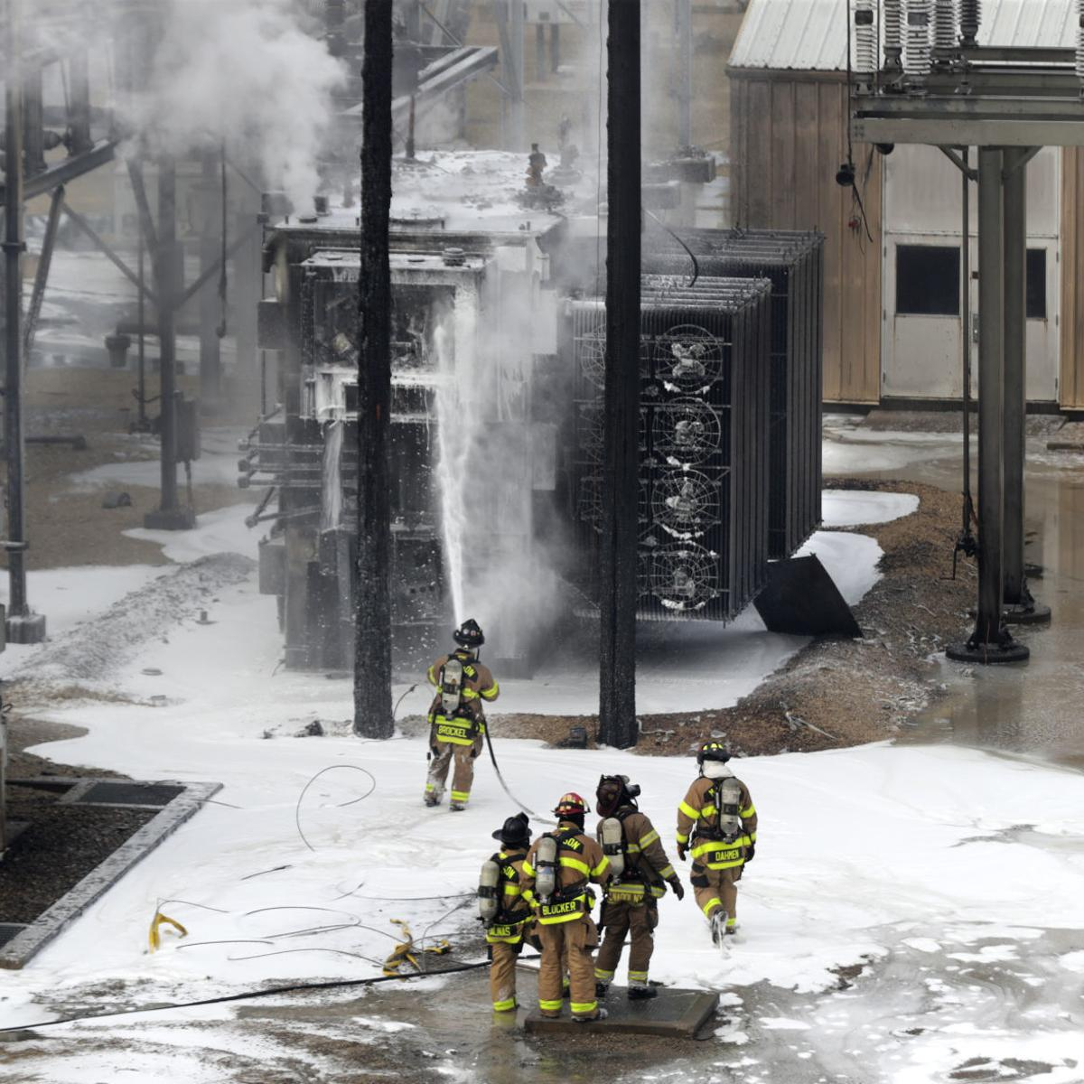 Tests show low levels of PFAS after Madison substation fire