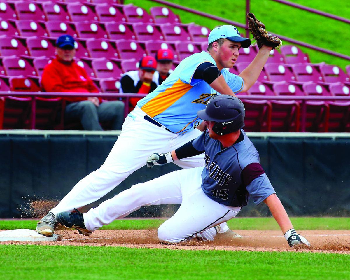 WIAA state baseball: Mistakes cost Prairie du Chien in its bid for on looking out, drive out, digging out, powers out, your out,