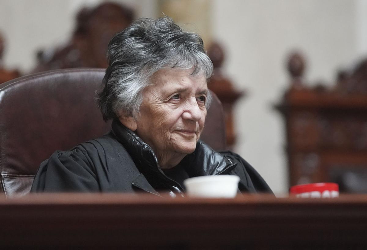 Justice Shirley Abrahamson