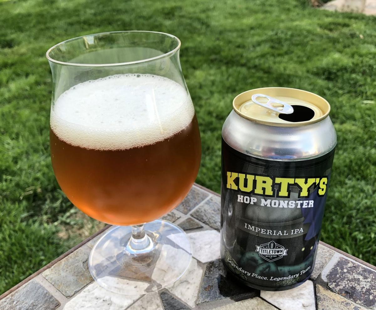 Kurty's Hop Monster