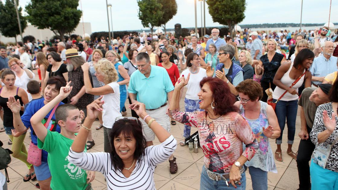 Going Out: Dance the night away on the Monona Terrace rooftop