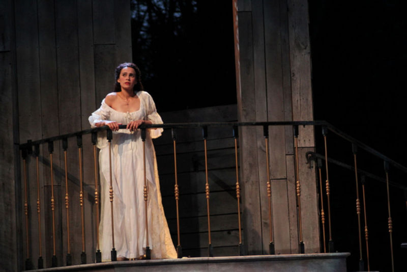 Melisa Pereyra in Romeo and Juliet, APT