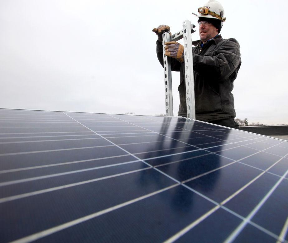Ale Asylum solar panels