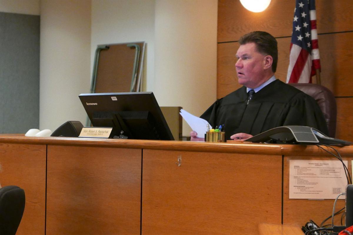 Judge Robert Repischak