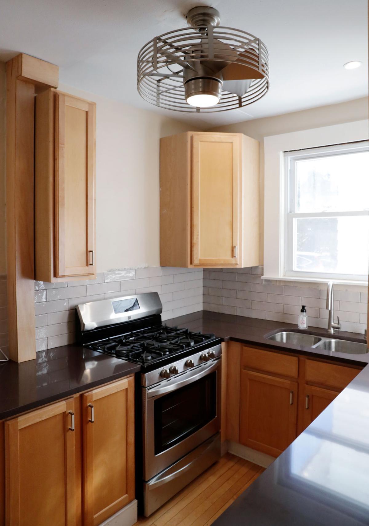 Mansion Hill home - kitchen