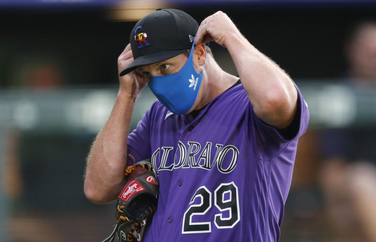 Some players will wear masks during games this baseball season | Major  League Baseball | madison.com