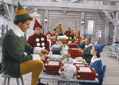 """Elf,"" starring Will Ferrell (copy)"