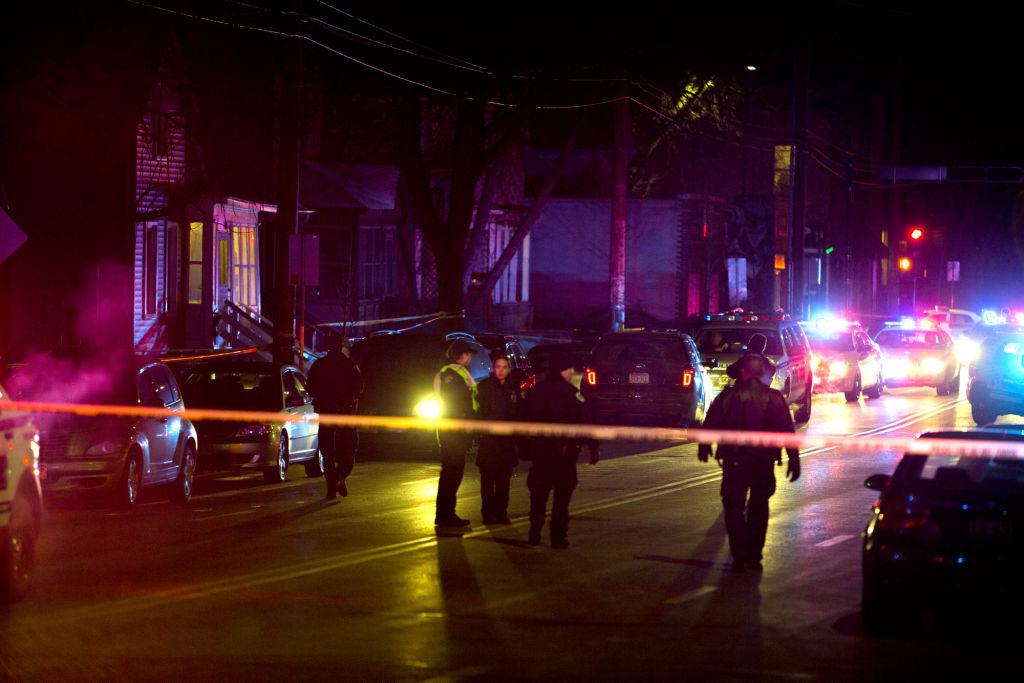 Williamson Street Shooting