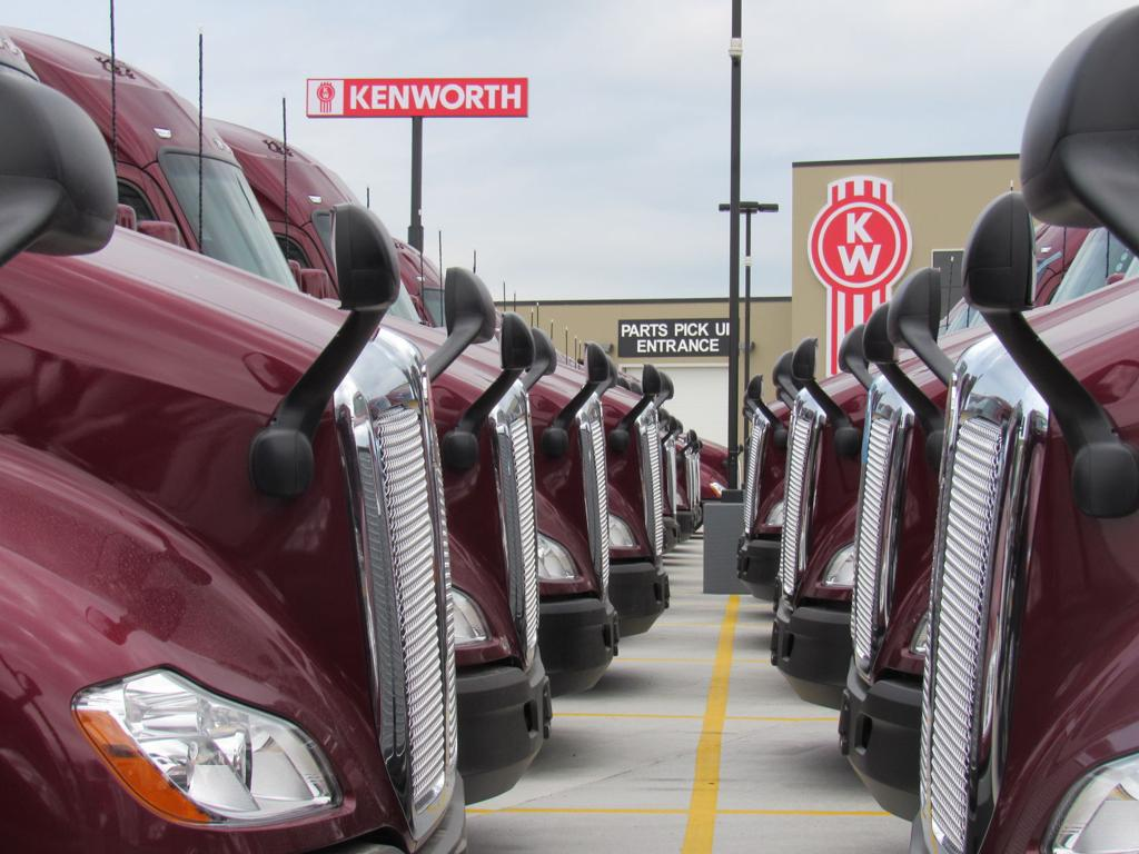 Wisconsin Kenworth unveils new facility as parent company