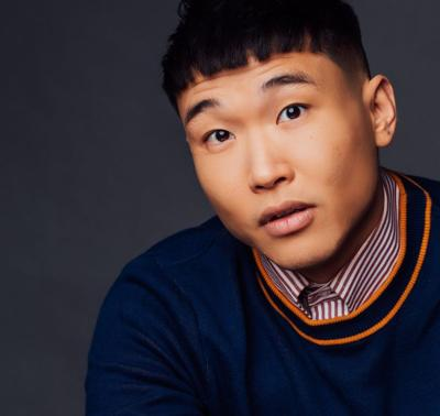 Comedian Joel Kim Booster is thrilled to come to Wisconsin in January. Really.