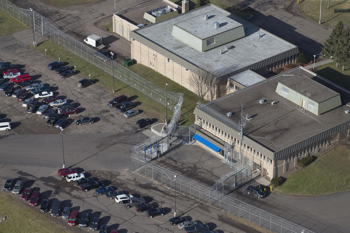 Inmates climb on roof, do backflips, attack guards in