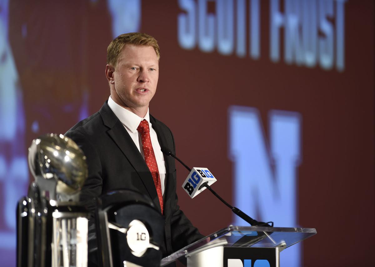 Image result for scott frost