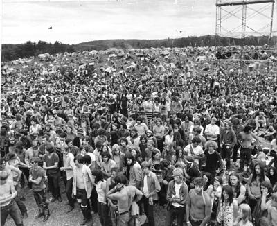 Rick Larson: I left Vietnam only to find it again at a rock festival in Iola
