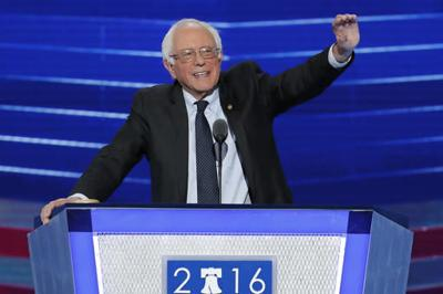 Sanders to transition movement