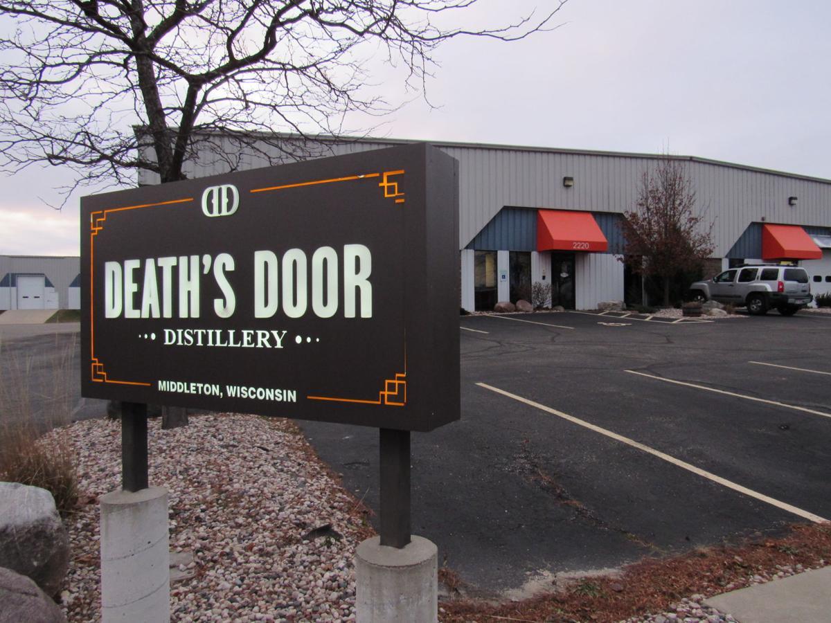 Deaths Door Spirits