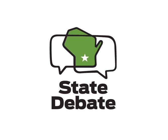 State Debate Illustration