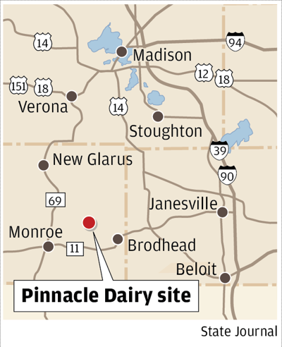 Pinnacle Dairy site