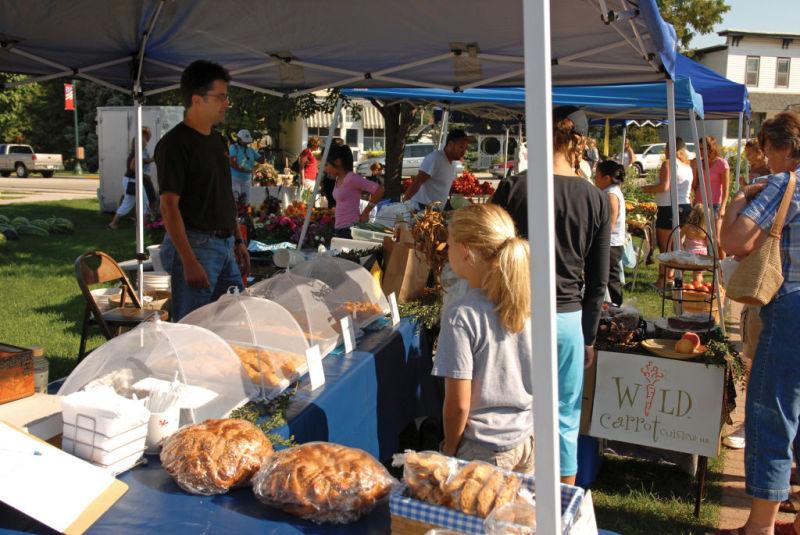 Elkhart Lake Market