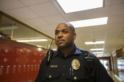 Police officers 'offer heart, not hurt' in Madison schools