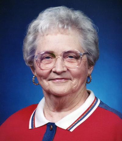 Hoffman, Gladys A.