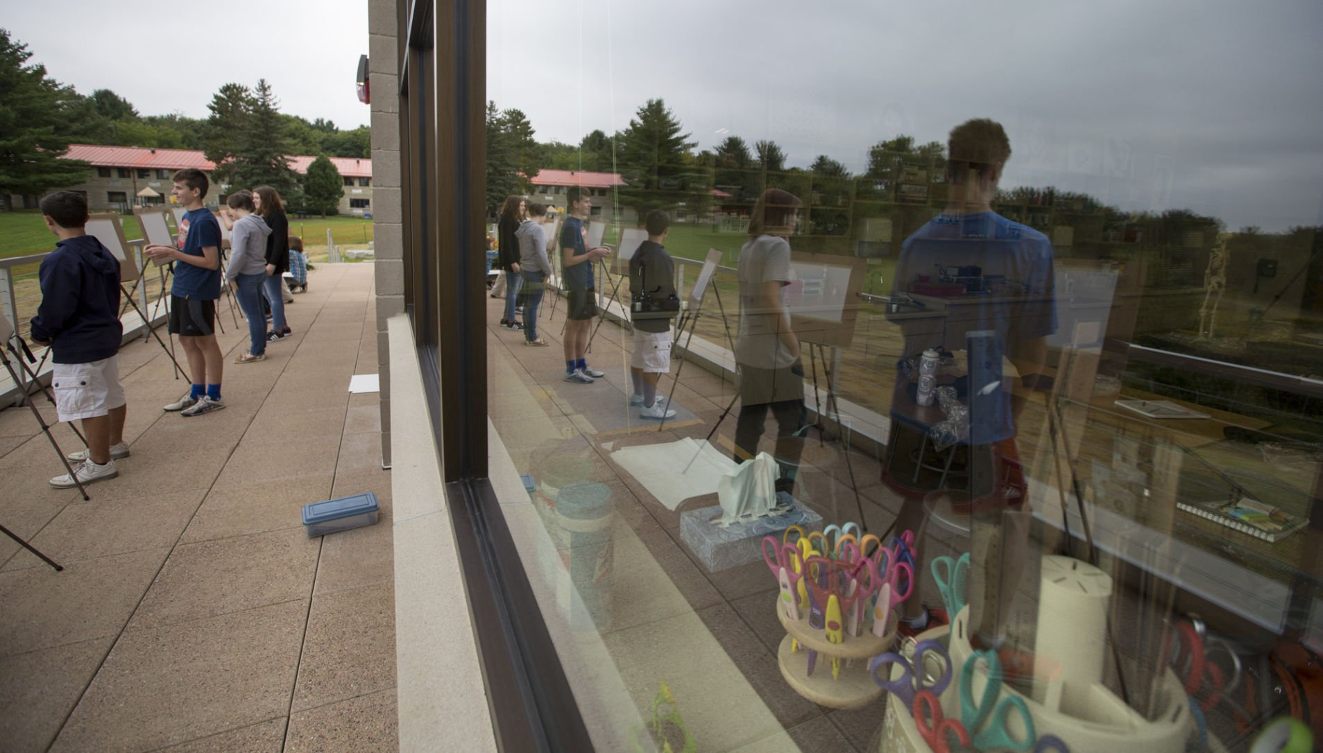 Attirant School Spotlight: New Patio, Art Rooms Inspire At Madison Country Day School