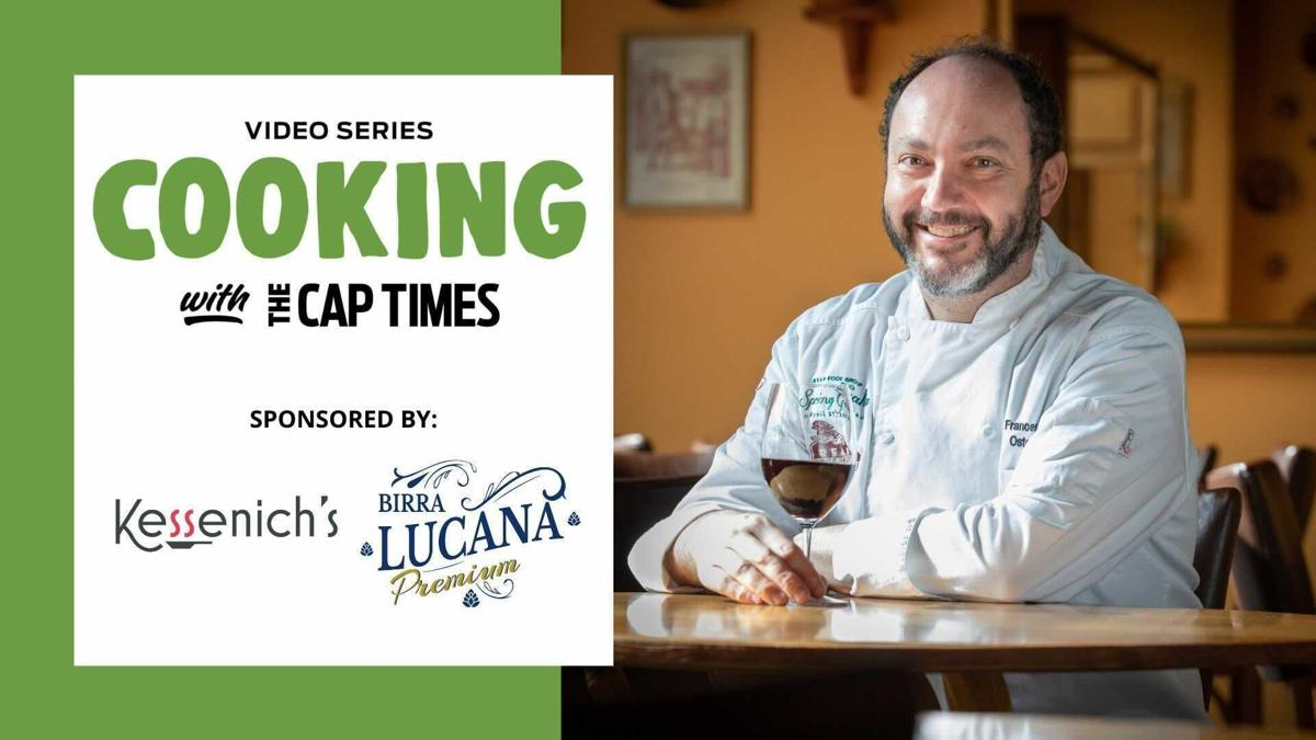 Cooking with the Cap Times featuring Francesco Mangano