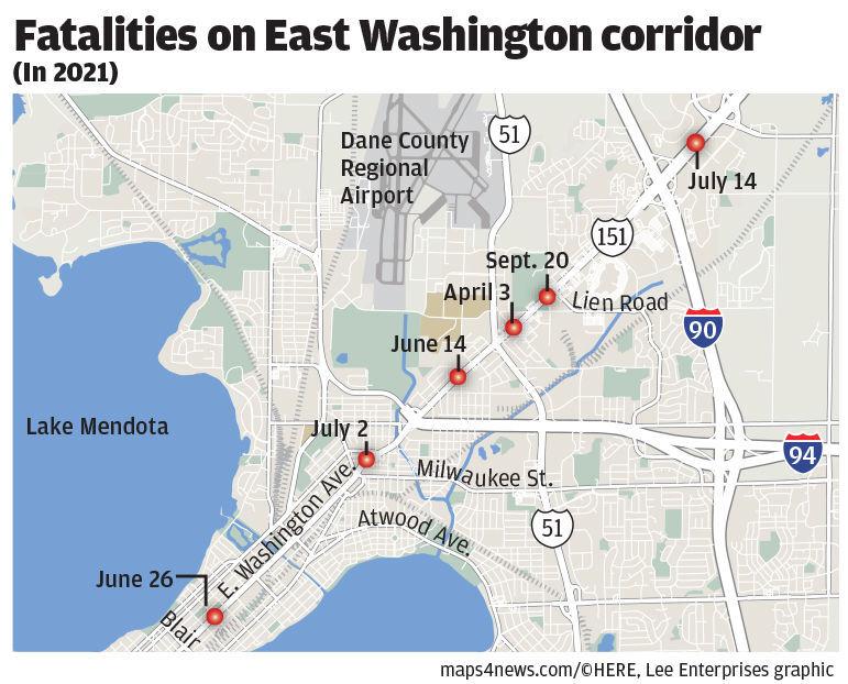 East Washington fatalities