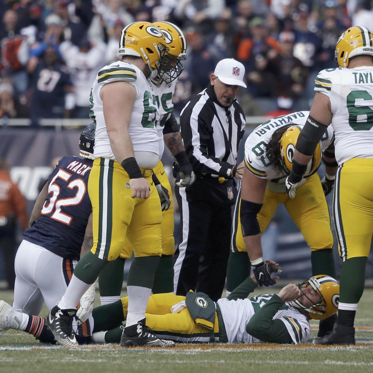 879fbd01 Tom Oates: Packers' fourth-quarter collapse in Chicago just latest ...