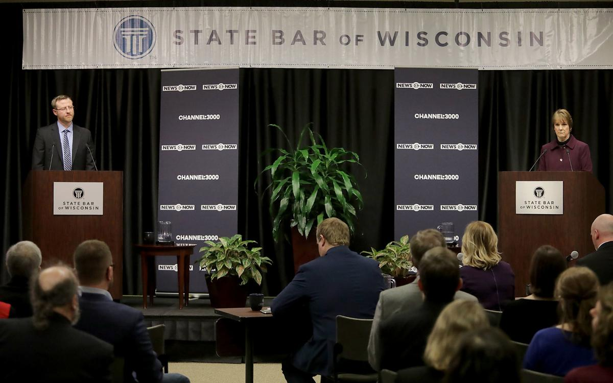 Wisconsin Supreme Court debate
