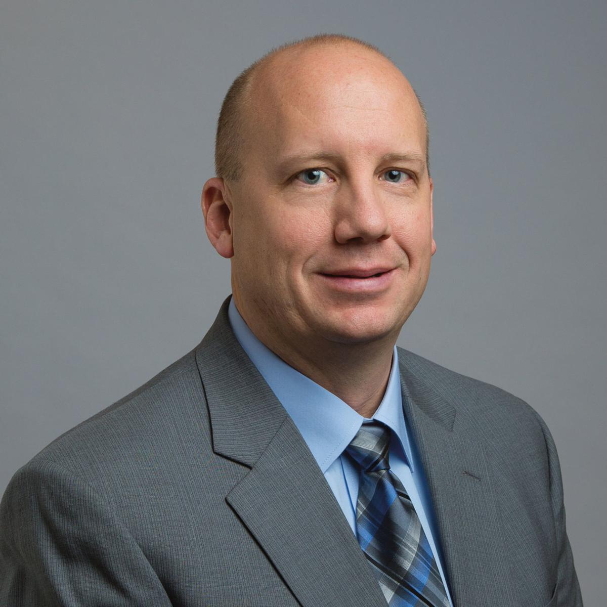 MGE president and CEO Jeff Keebler