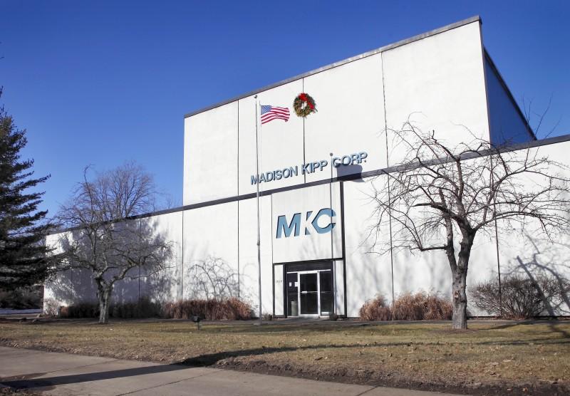 Madison-Kipp Corp. file photo
