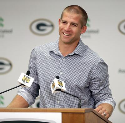For Jordy Nelson, Wisconsin fit 'perfectly' during 10-year run with