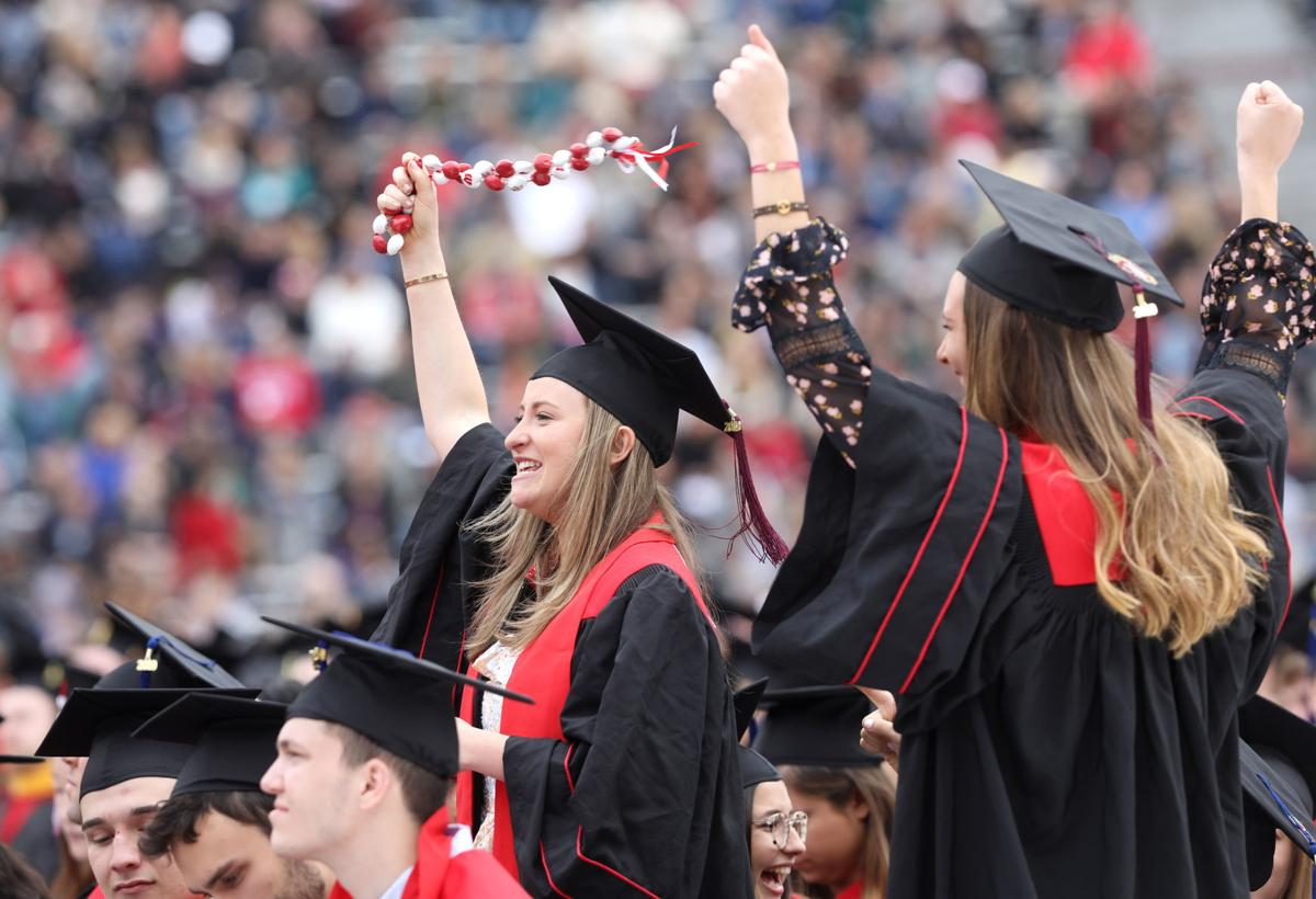UW-Madison Commencement