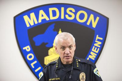 MPD Chief Mike Koval