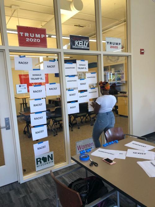 College Republicans office