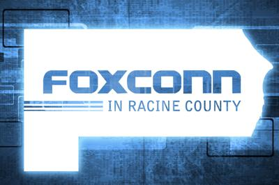 Foxconn in Racine County