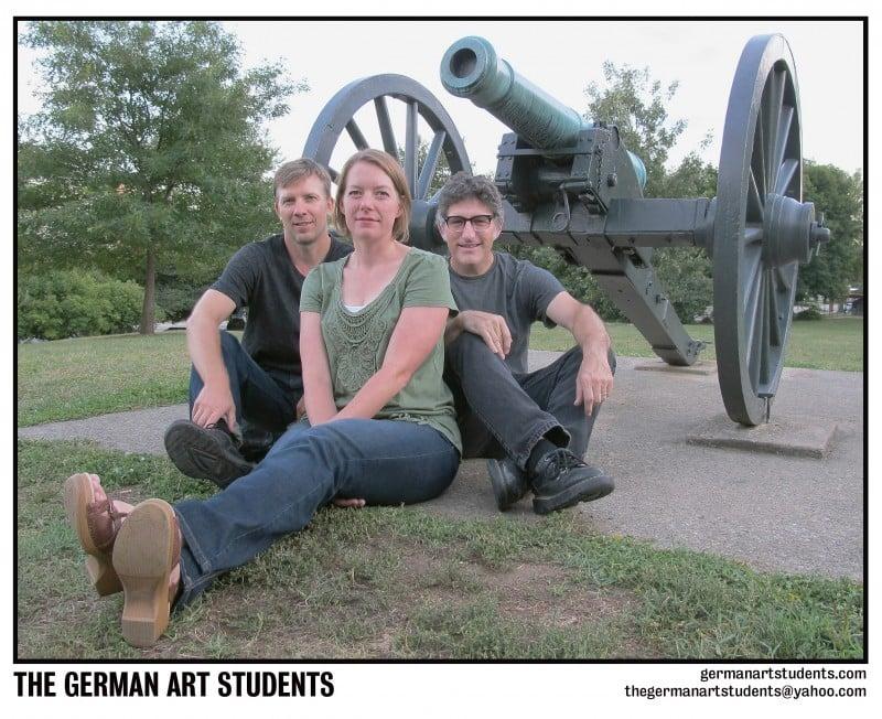 German Art Students