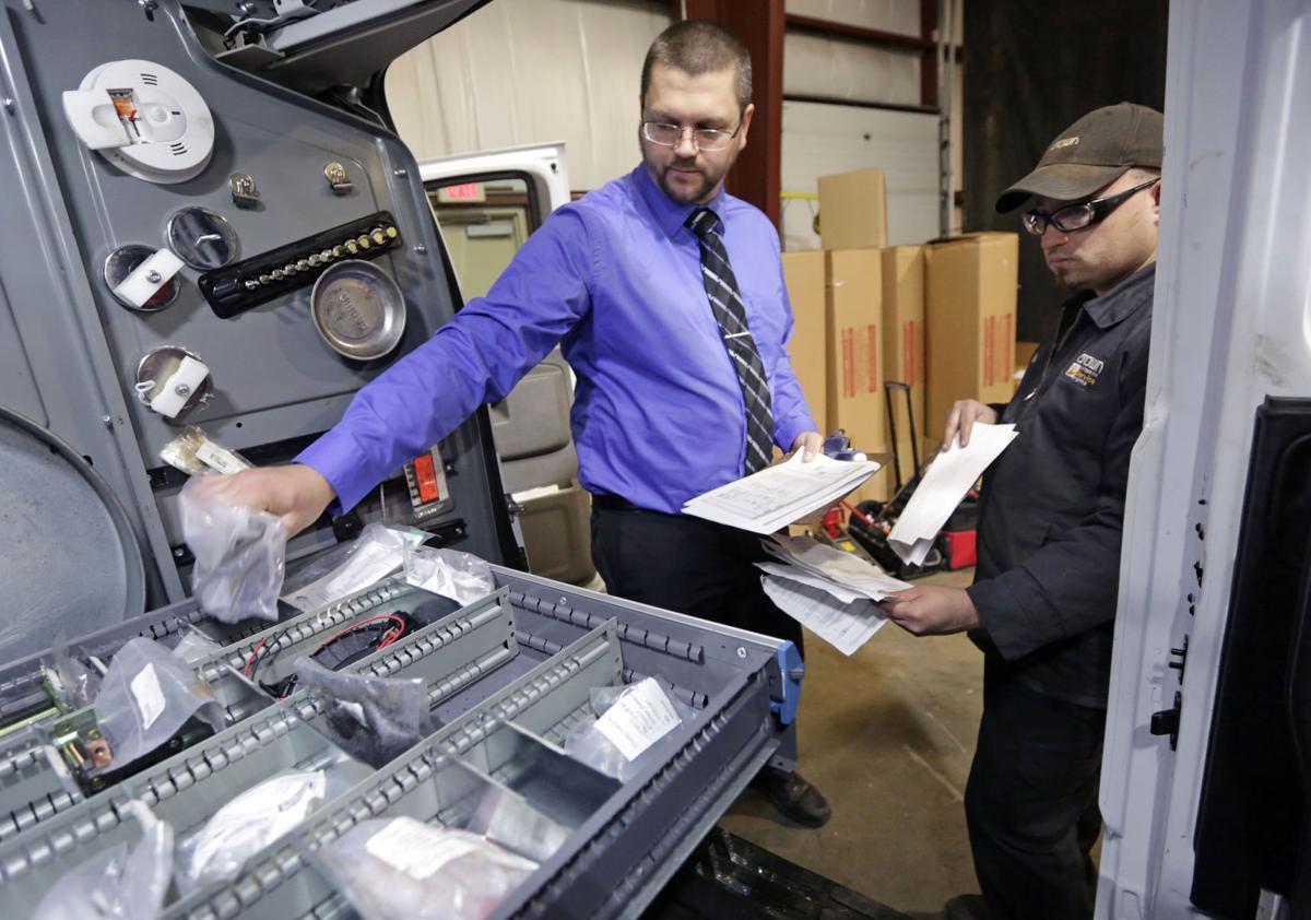 Shifting careers photo-mechanic