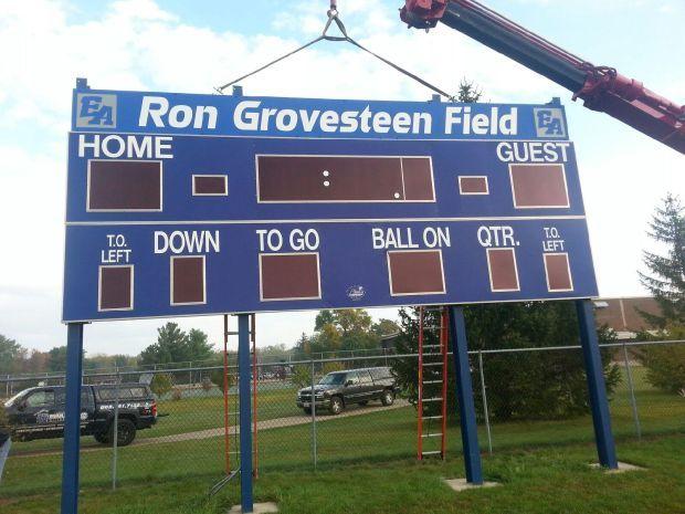 Grovesteen Field photo