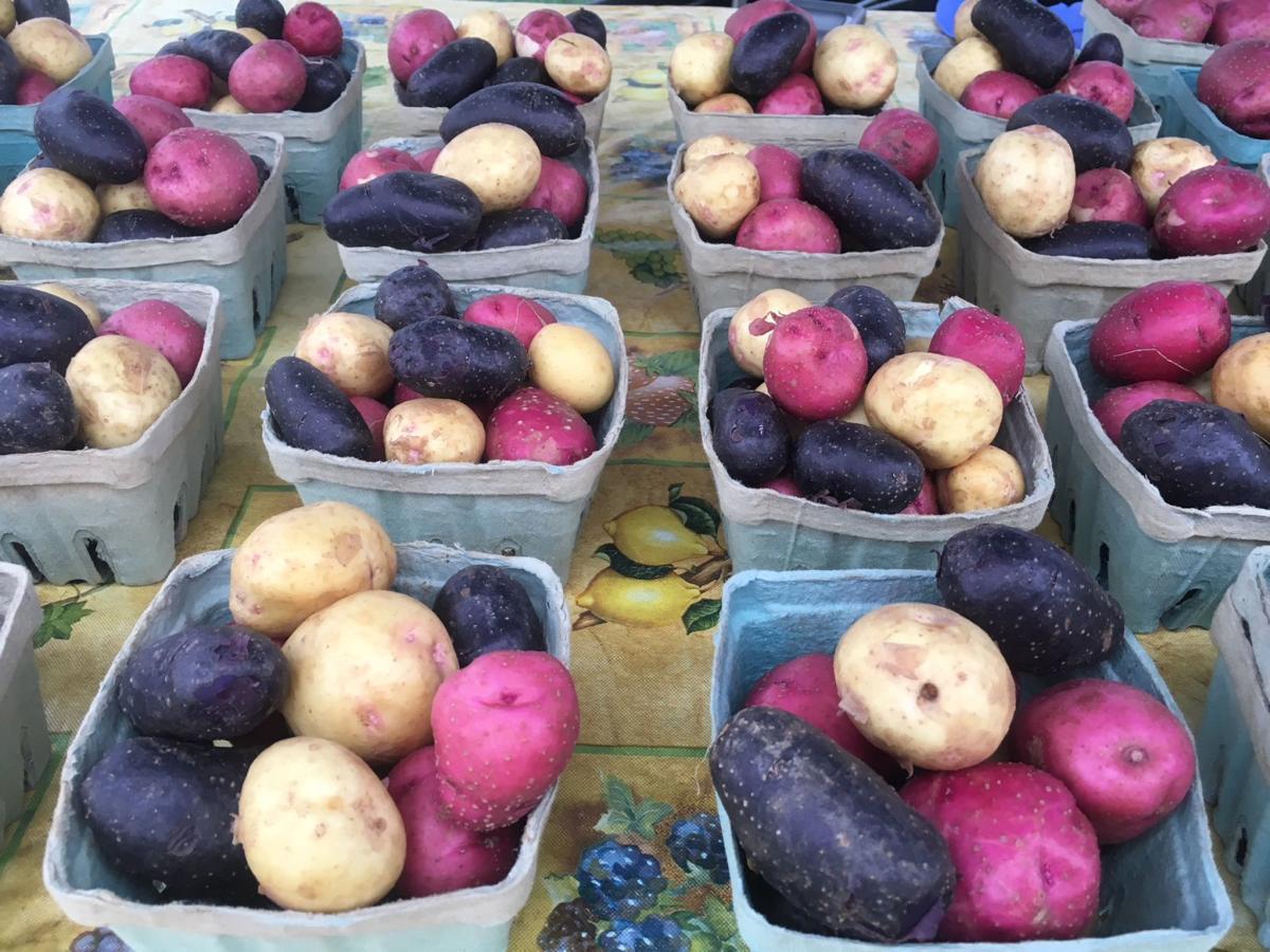 Farmers market survey