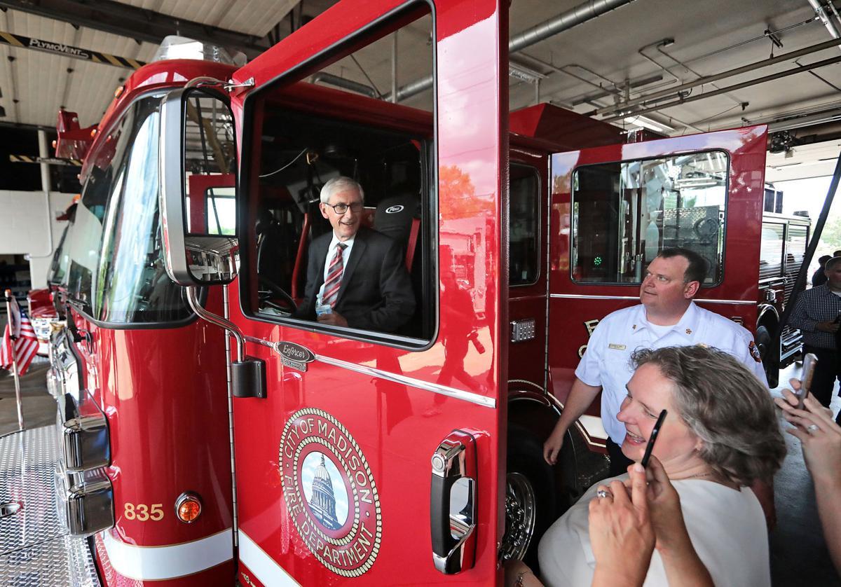 New Fire Truck
