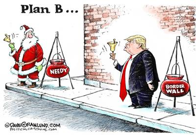 ANOTHER VIEW | DAVE GRANLUND, CAGLE CARTOONS