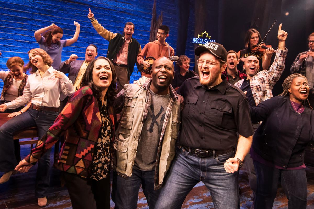 First North American Tour of Come From Away