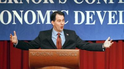 Scott Walker speaks Feb. 11 at economic development conference