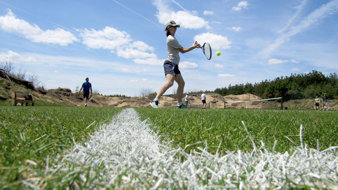 Sand Valley Golf Resort offers up Wimbledon experience in