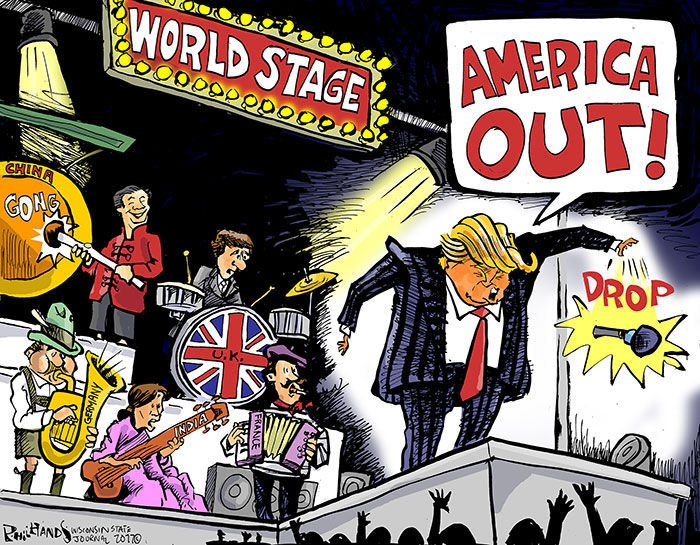 The 42 Best Donald Trump Cartoons Of All Time Opinion Cartoon