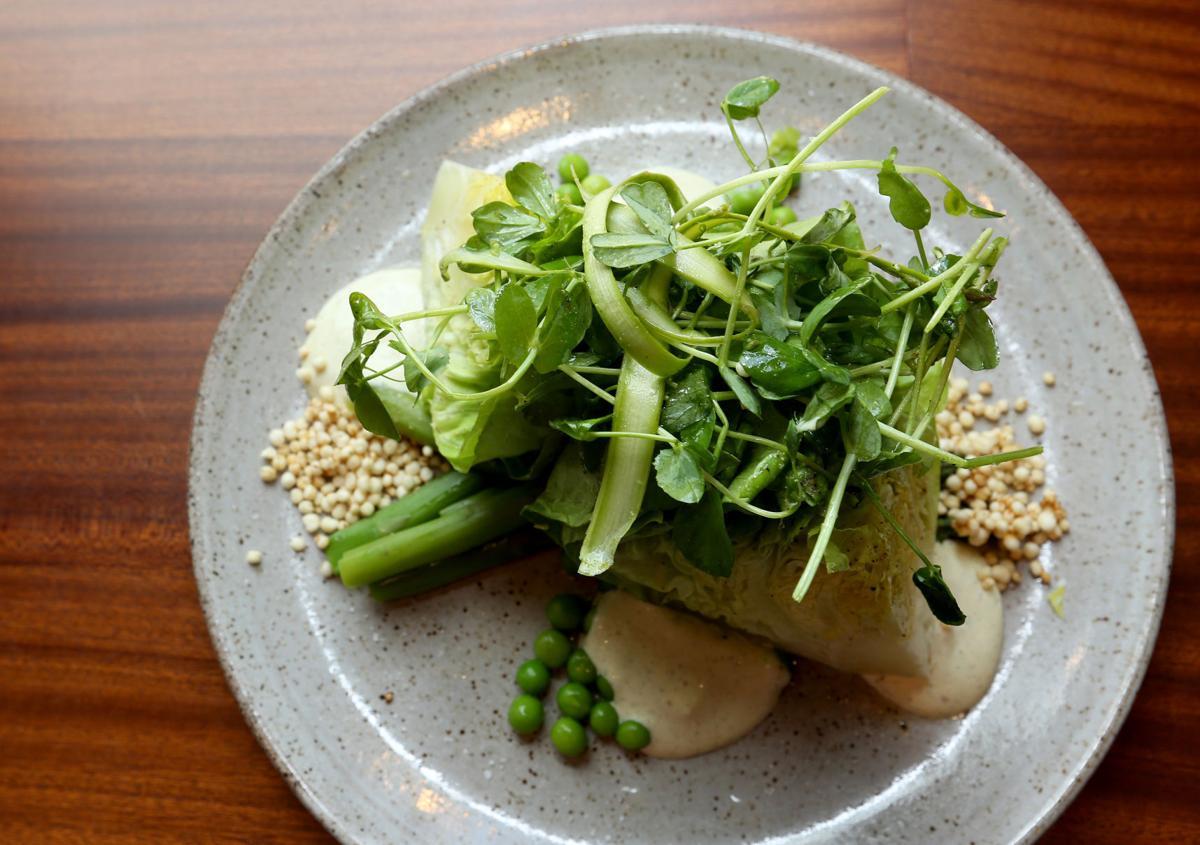 FIELD TABLE salad