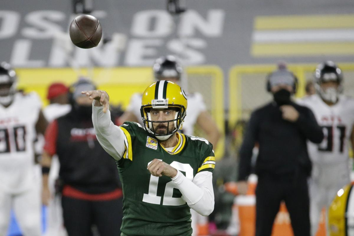Packers 30, Falcons 16