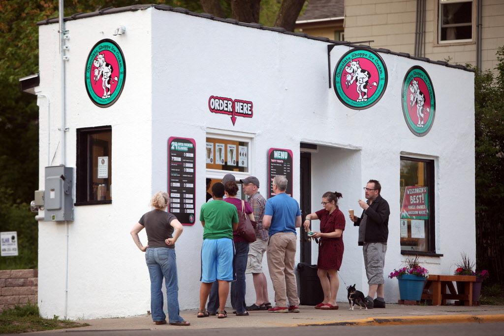 Chocolate Shoppe Atwood Avenue