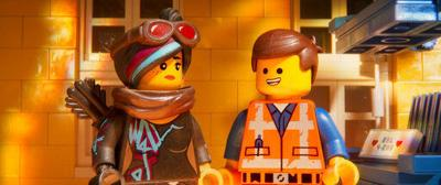 Everything is pretty good in 'The LEGO Movie 2'